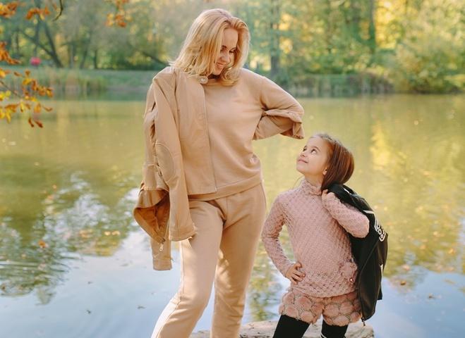 Лілія Ребрик з дочкою Діаною