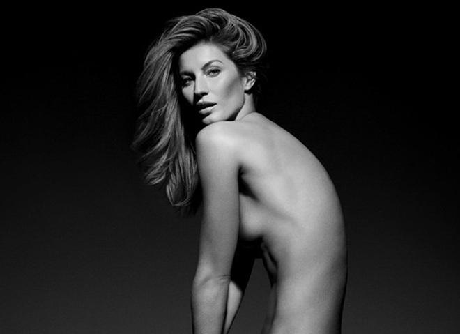 Жизель Бундхен для Vogue Brazil