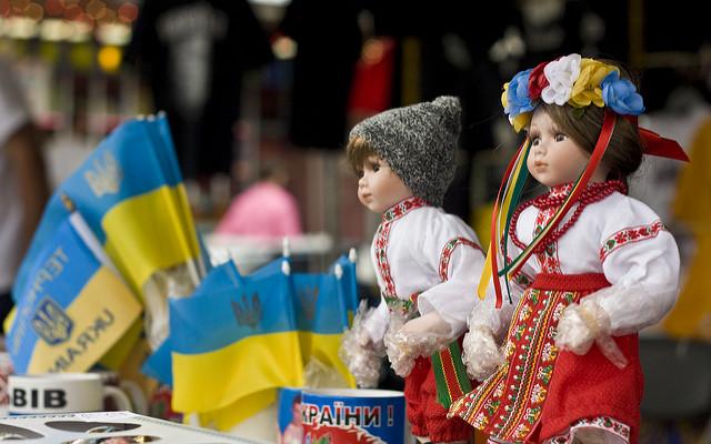 Украинское село в Чикаго