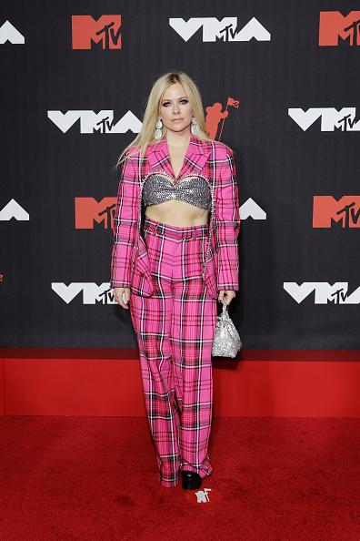Авріл Лавін на MTV Video Music Awards 2021