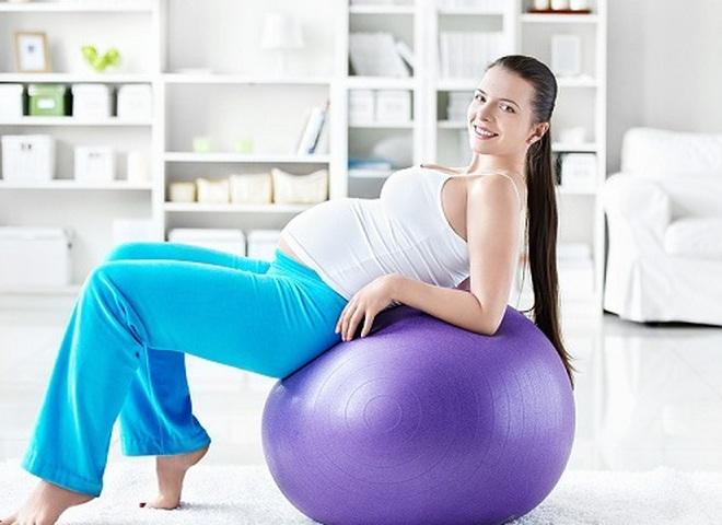 Зарядка для вагітних