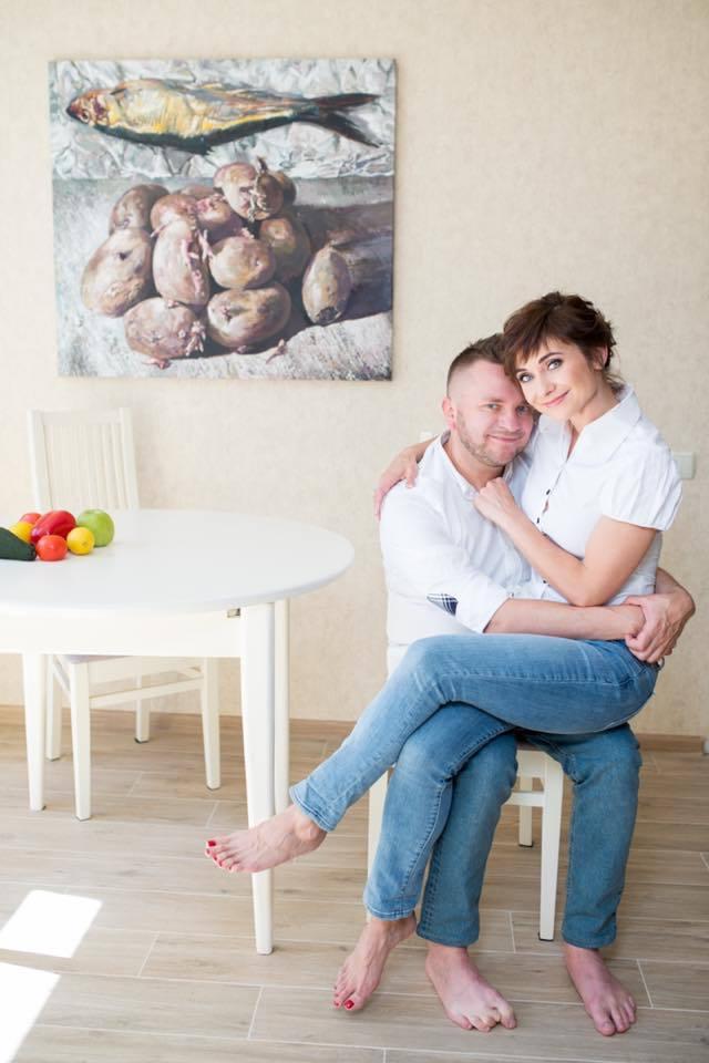 Анна Панова и Александр Каменец
