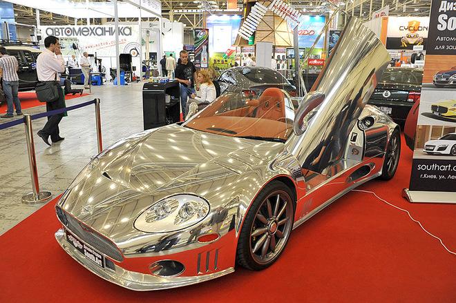 Автомобили на SIA