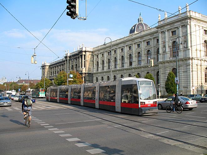 Цены на транспорт - Вена