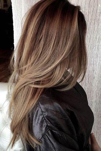 Модні стрижки 2017 для довгого волосся