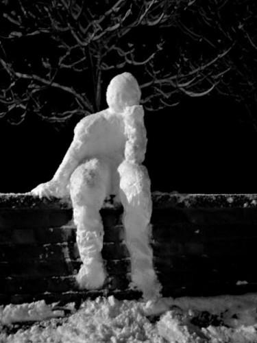 снеговики тоже жгут=))))