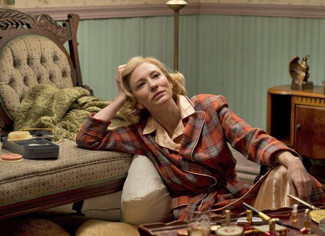 Керол: стиль 50-х
