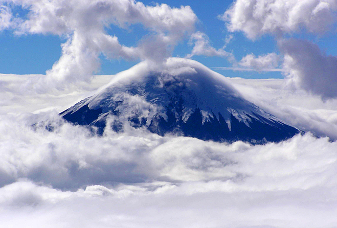 Подорожі до вулканів: Вулкан Котопаксі