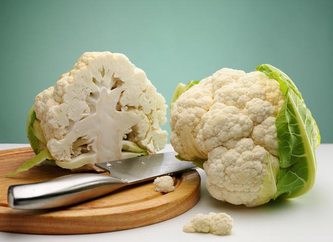 Що можна приготувати з цвітної капусти