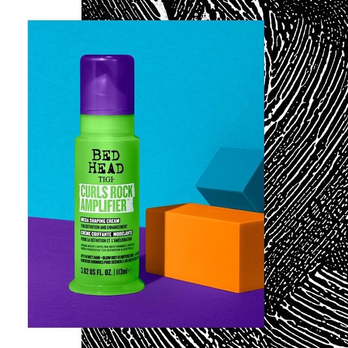 Крем для волосся Tigi Bed Head Curls Rock Amplifier Curly Hair Cream