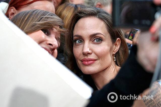 Анджеліна Джолі і Бред Пітт в Берліні