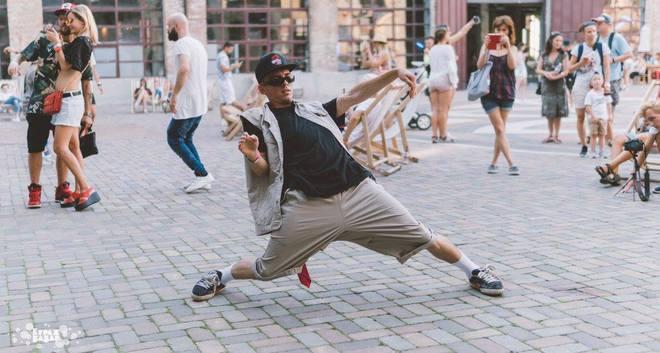 7 цікавих фактів про хіп-хоп та стільки ж причин прийти на Кураж Базар Реп Шмеп