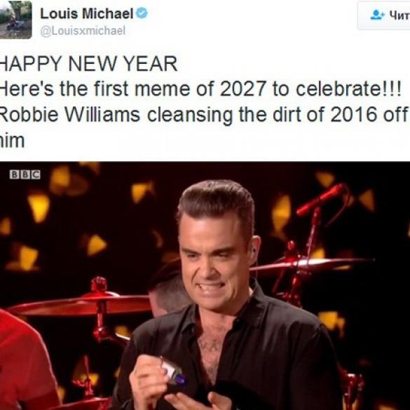 Конец карьеры: Робби Уильямс проявил неуважение к поклонникам в прямом эфире