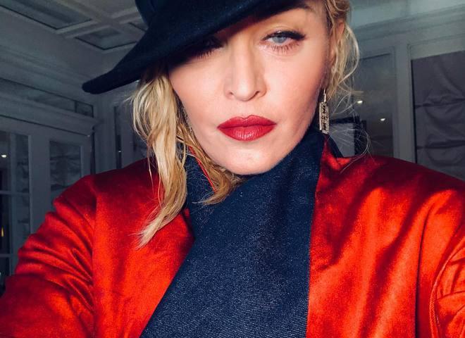 Мадонна (Instagram)