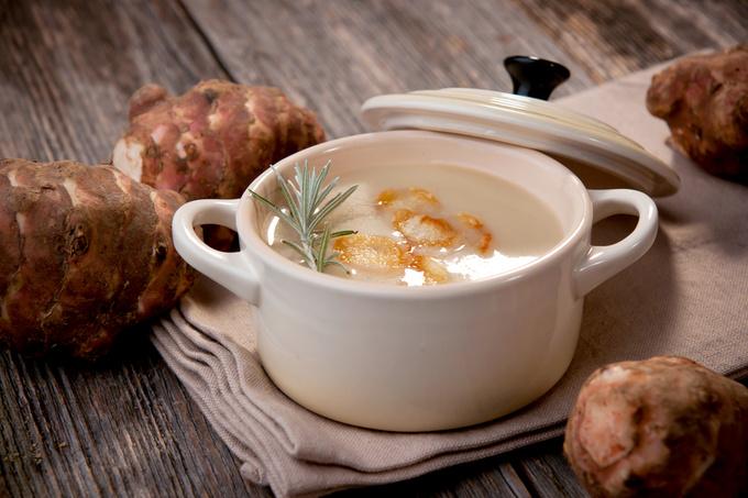 Земляна груша: рецепти страв із топінамбура