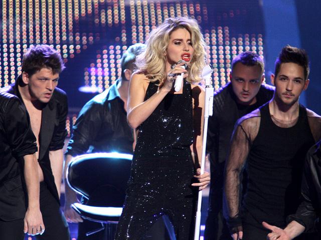 Зірки та Мадонна