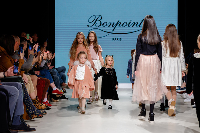 Junior Fashion Week четвертий день