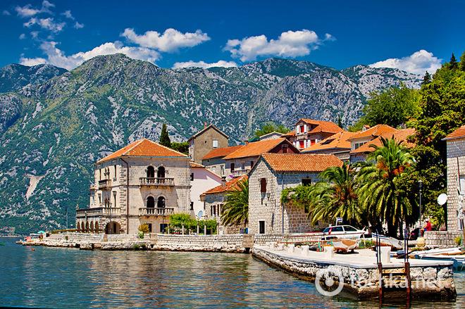 Отдых в Черногории, лето 2014