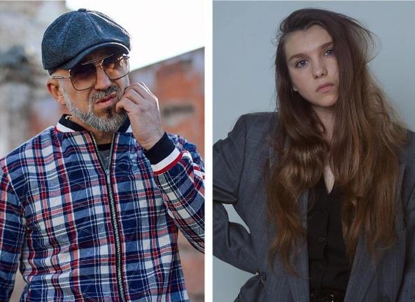 Сергій Пархоменко та Олена Першій
