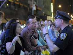 нью-йорк, теракт, поліція