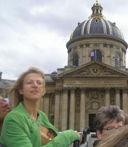 Путешествие в Францию