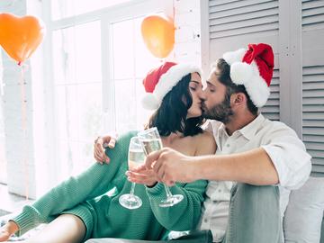 ТЕСТ: На какую вкусняшку с новогоднего стола похож твой мужчина?