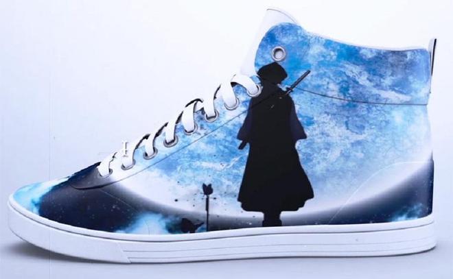 Модні кросівки, які змінюють дизайн