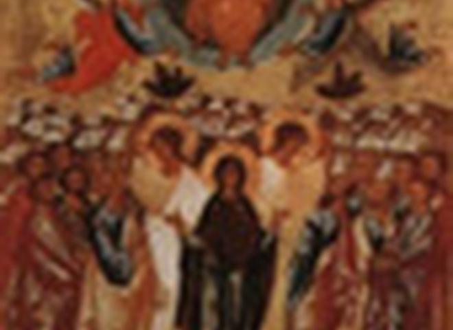 Православное Вознесение Господне