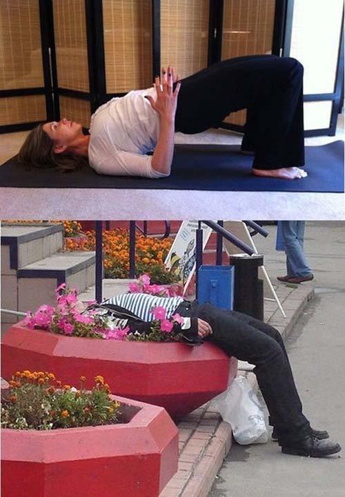 Йога объединяет людей