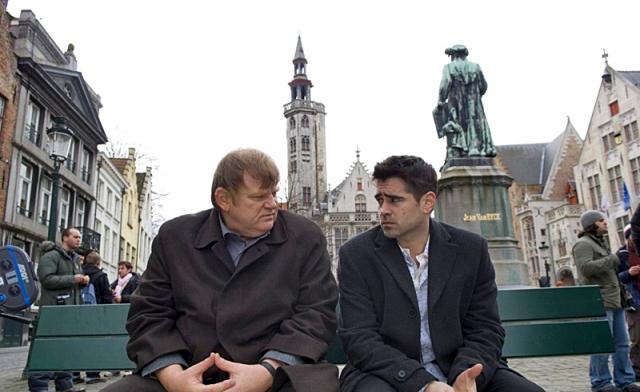 Кінотурізм: Залягти на дно в Брюгге