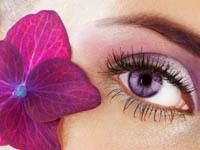 Самый редкий цвет глаз фото
