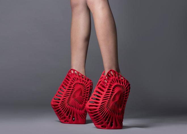 3D-обувь