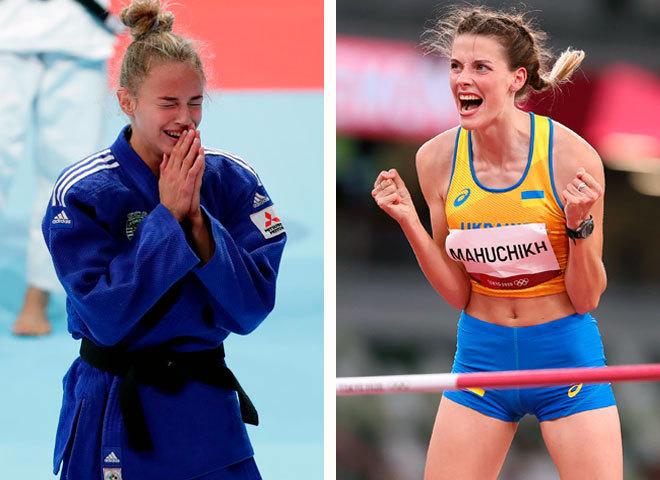 Олімпіада 2020: фото українських спортсменів