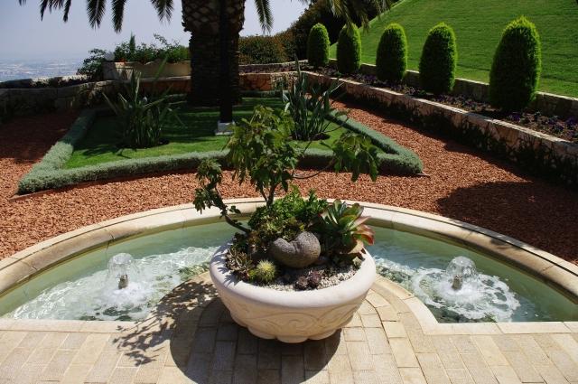 Бахайські сади в Хайфі