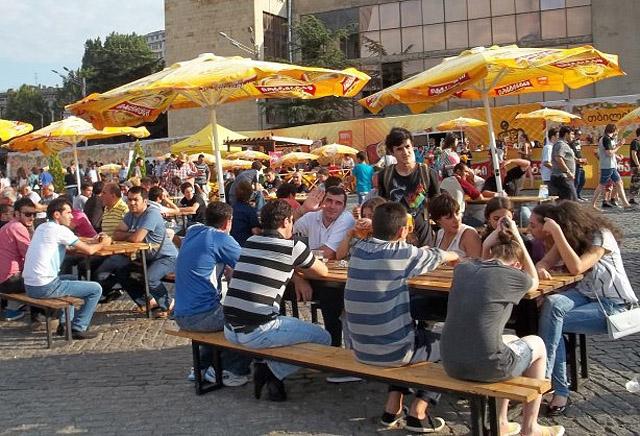 Фестивалі Грузії: Фестиваль пива в Батумі