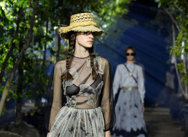 Весенне-летняя коллекция Dior 2020