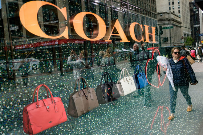 Karl Lagerfeld и бренд Coach