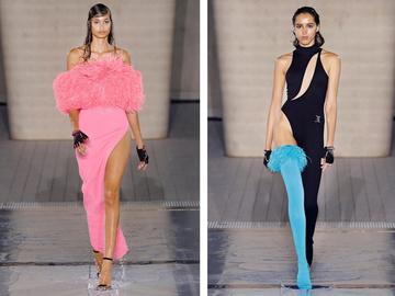 Главные тренды с Недели моды в Лондоне весна-лето 2022