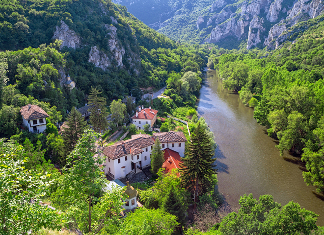 Новые культурно-исторические маршруты Болгарии