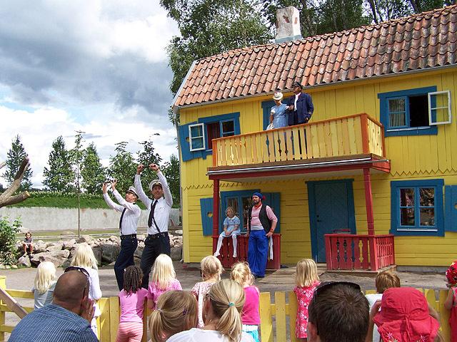 Осенние каникулы: совмещаем приятное с полезным: Мир Астрид Линдгрен (Швеция, Виммербю)
