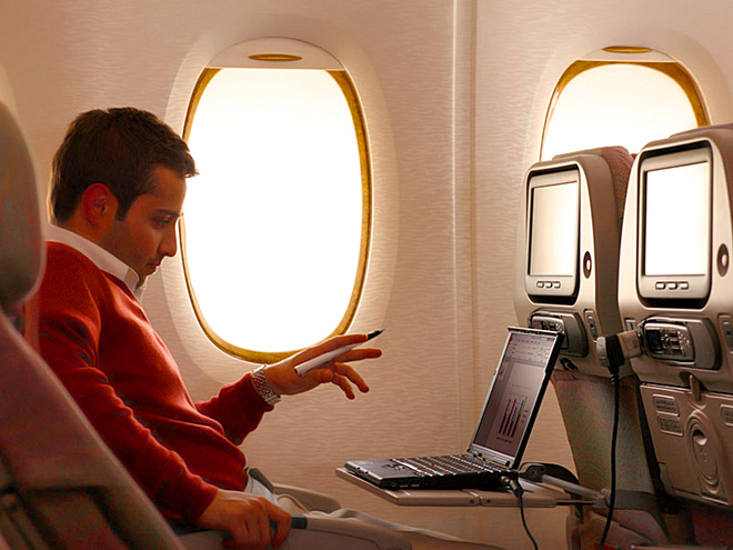 Самі тривалі перельоти: Emirates Airlines