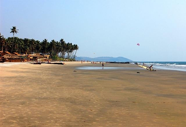 Курорти Гоа: Ашвем