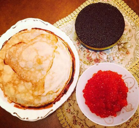Завтрак Виктории Бони