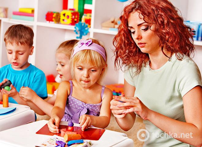 Адаптация ребенка в детском саду: первый социум