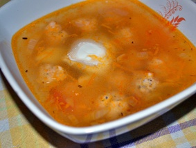 Суп с фрикадельками пошаговый рецепт с фото