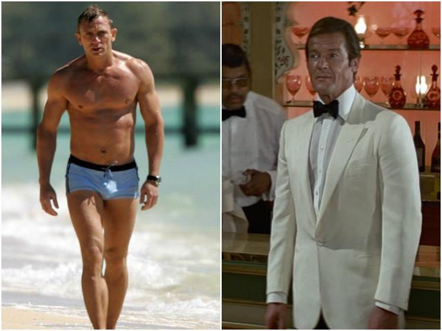 """""""Створюючи 007: 50 років стилю Бонда"""": в Парижі відкрилася виставка, присвячена Джеймсу Бонду"""