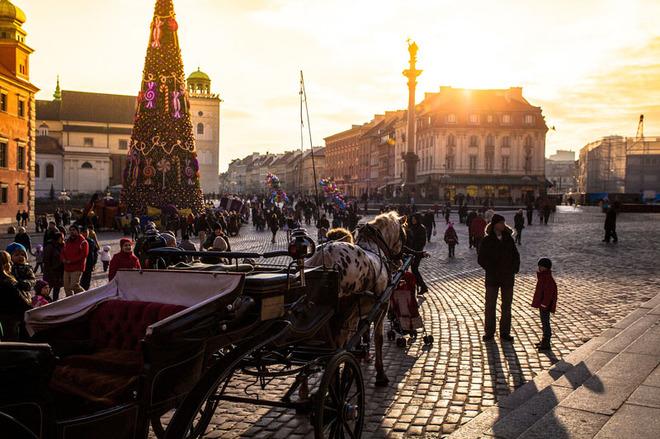 Путешествуем по Польше