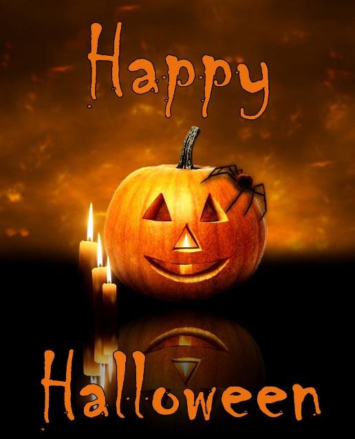 С Хэллоуином!