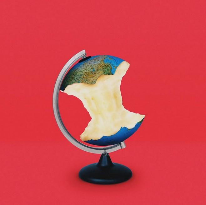 Новые ценности: потребительское общество в иллюстрациях современного художника