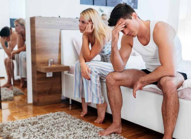 """5 Ответов """"Почему мужчина не кончает во время секса?"""""""